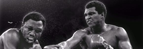 Muhammad Ali versus Joe Frazier