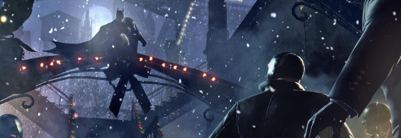 Detail of a screenshot from 'Batman: Arkham Origins' (Warner Bros. Games Montreal 2013)