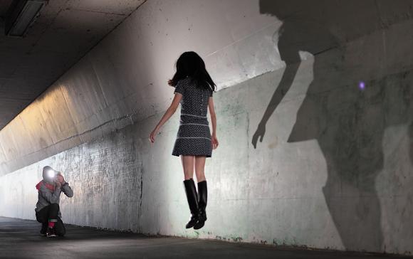 Daily levitation by Natsumi Hayashi