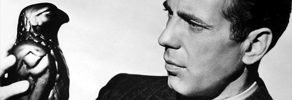 'The Maltese Falcon' (Huston 1941) and Humphrey Bogart as Sam Spade