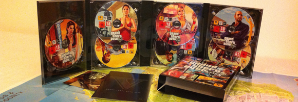 GTA5 unpacked