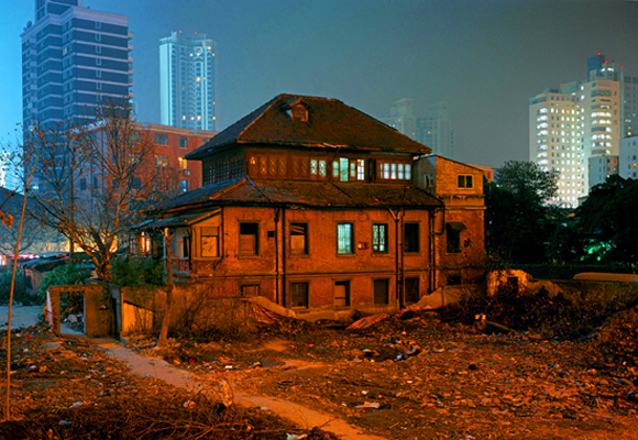'House on Huashan Lu, North View, 2005' by Greg Girard