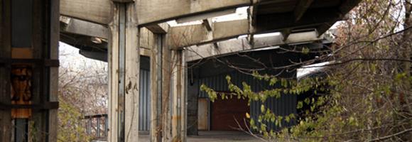 Am alten Laimer Verladebahnhof