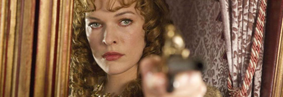"Milla Jovovich as Milady de Winter in ""The Three Musketeers"" (Anderson 2011)"