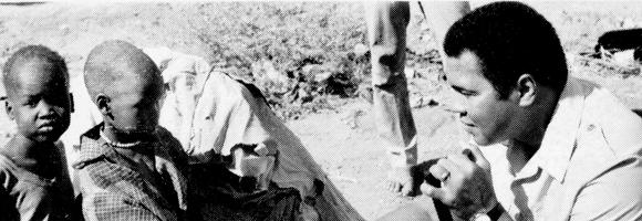 Muhammad Ali in Africa