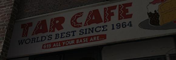 The Tar Cafe