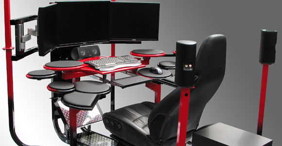 The V1 flagship chair