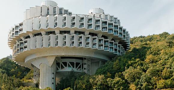 Druzhba rest-house, Yalta